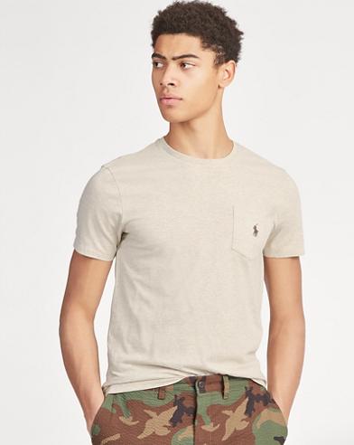 T-shirt ultra cintré à poche