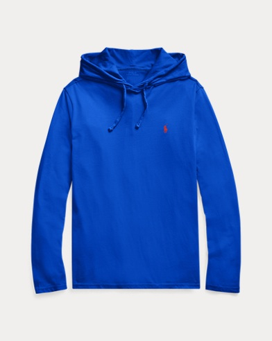 Cotton Jersey Hooded Tee