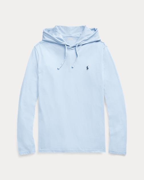 b72bd0cd849 Polo Ralph Lauren Cotton Jersey Hooded Tee 1