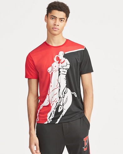 Active-Fit Jersey-T-Shirt