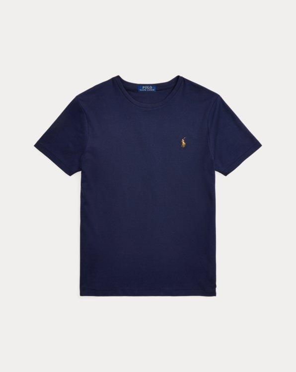 T-shirt coupe ajustée en coton doux