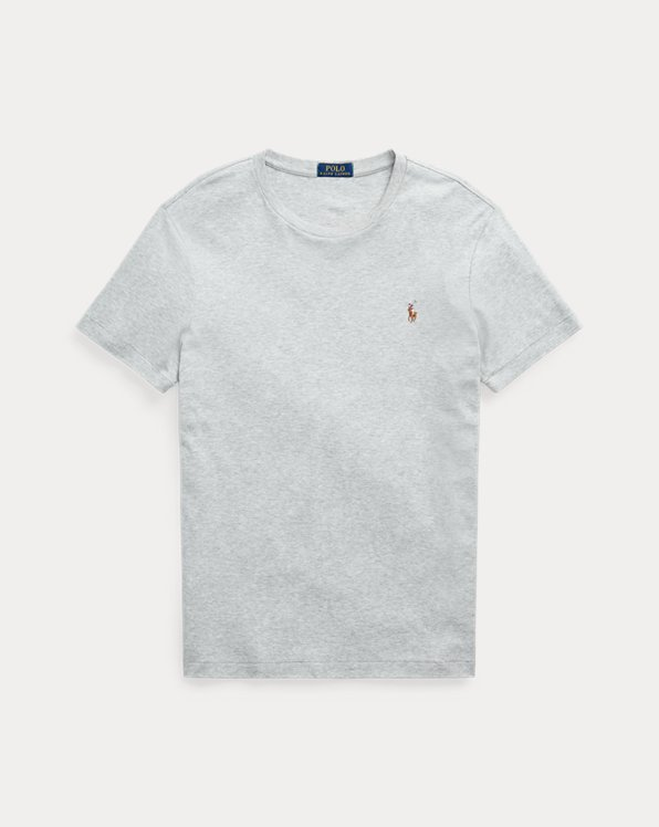 Custom Slim Fit Soft Cotton T-Shirt