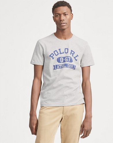 830863be Men's Designer T-Shirts | Crew Neck T-Shirts | Ralph Lauren UK