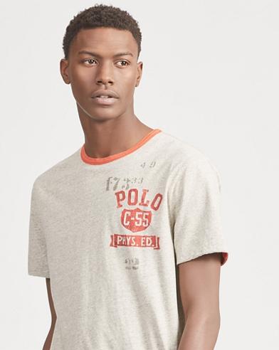 Camiseta reversible personalizada Slim Fit
