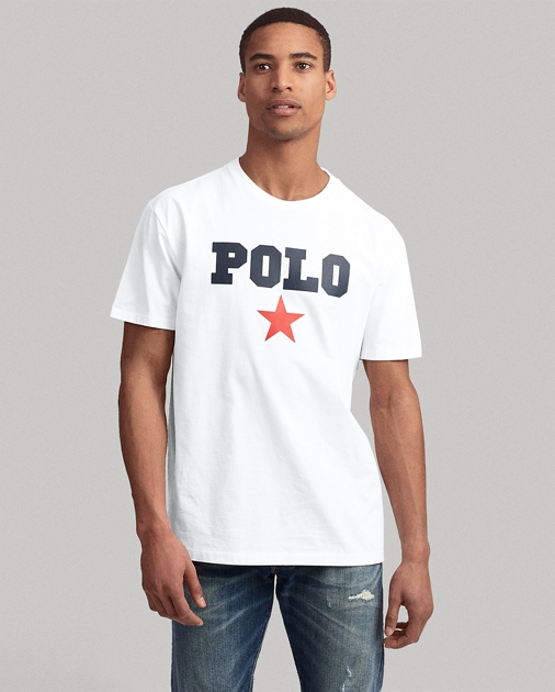 Polo Ralph Lauren Classic Fit Cotton Graphic Tee 1