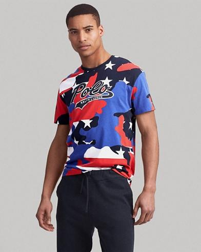 Maglietta in jersey Classic-Fit