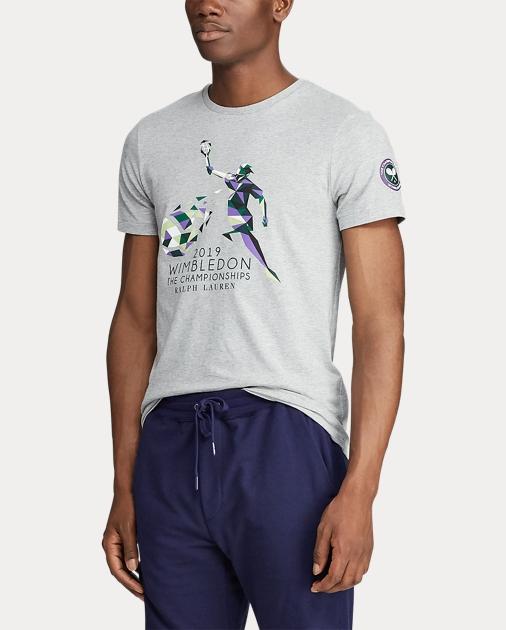 0c5f5b3bd9 Wimbledon Custom Slim Fit Tee