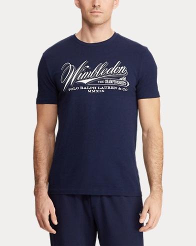651de2c7f4a3b T-shirt Wimbledon ultra cintré. 50% DE REMISE. Polo Ralph Lauren