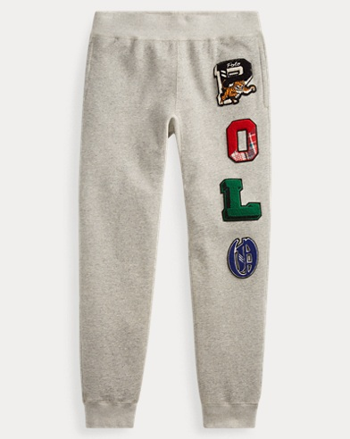 Polo Fleece Jogger