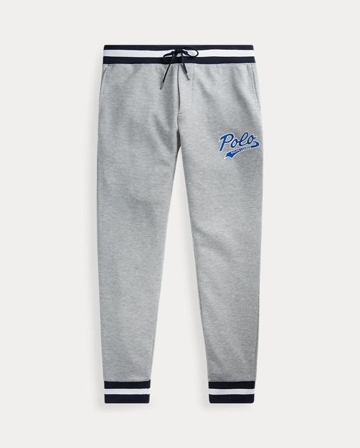 9daec7ecaec Polo Ralph Lauren Pantalon de jogging tricot double 1