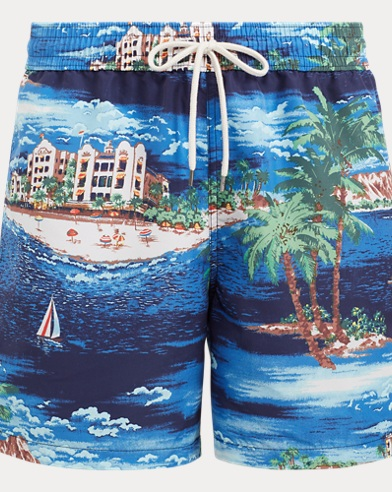 d26e3a6d40 Men's Swim Trunks, Bathing Suits, & Swimwear | Ralph Lauren