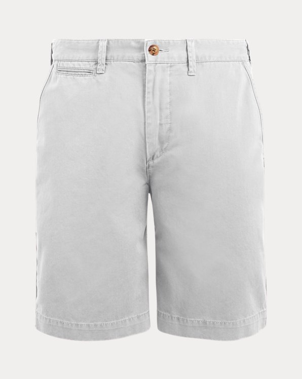 Relaxed-Fit Chino-Shorts