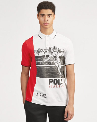 Stadium Mesh Polo Shirt