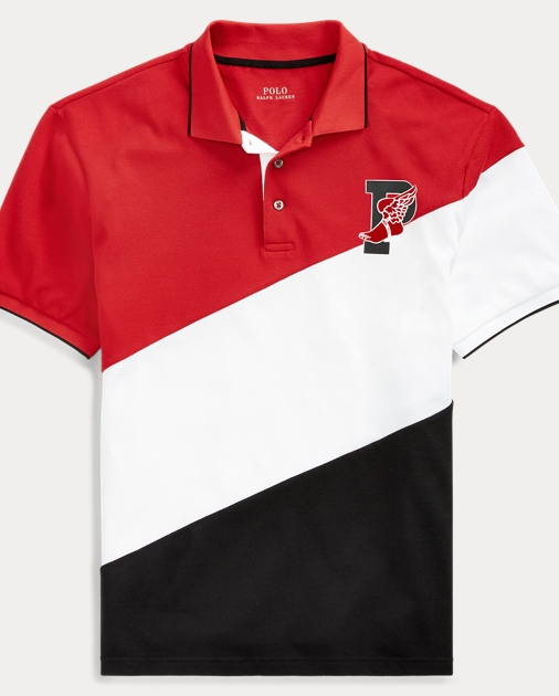 01805731 Polo Ralph Lauren P-Wing Stretch Mesh Polo Shirt 1