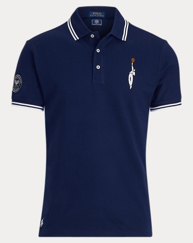 Custom-Slim-Fit Polohemd Wimbledon