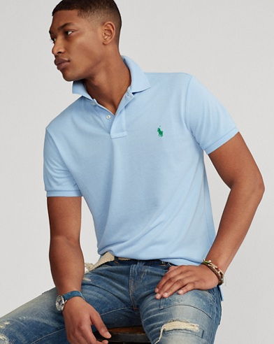 Men's Polo Shirts - Long & Short Sleeve Polos | Ralph Lauren