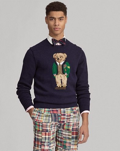 University Bear Jumper