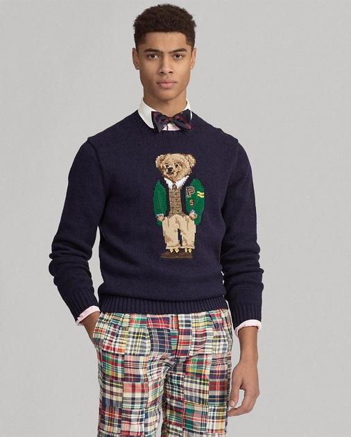 2ea362ef50f Polo Ralph Lauren University Bear Sweater 1