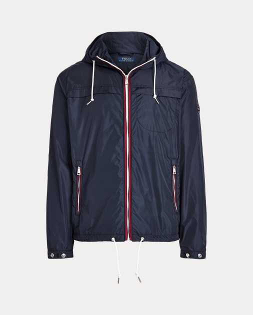 the best attitude 1d70d 8f87b Packable Hooded Jacket