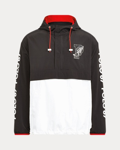 P-Wing Graphic Pullover