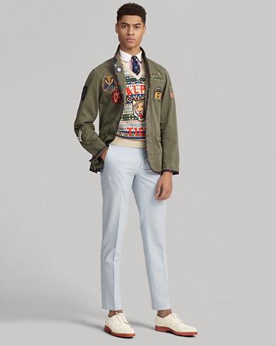 Chino Graphic Chore Jacket
