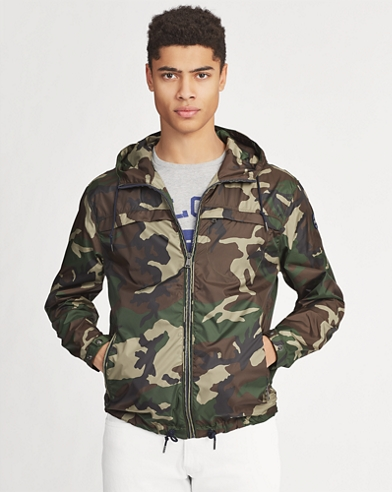 Packable Camo Jacket. Polo Ralph Lauren 7e37bd5e3b