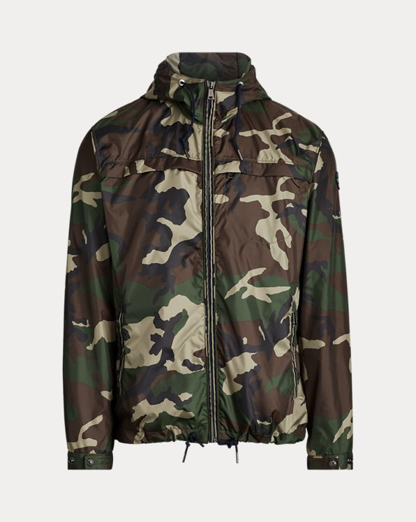Packable Camo Jacket