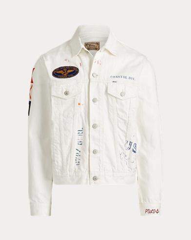 bc0865993717 Naval Denim Trucker Jacket. Take ...