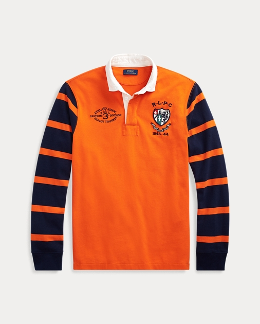e4862cf5438 Striped Cotton Jersey Rugby