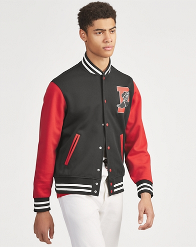 P-Wing Baseball Jacket