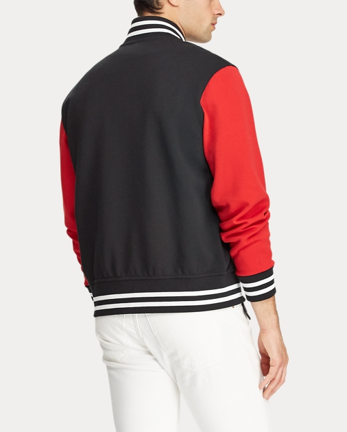 bae27fa0b1ff6 Polo Ralph Lauren P-Wing Baseball Jacket 5