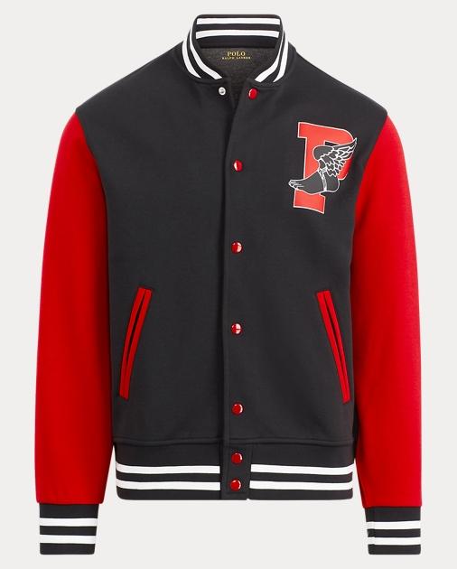 28933d32510ec Polo Ralph Lauren P-Wing Baseball Jacket 2