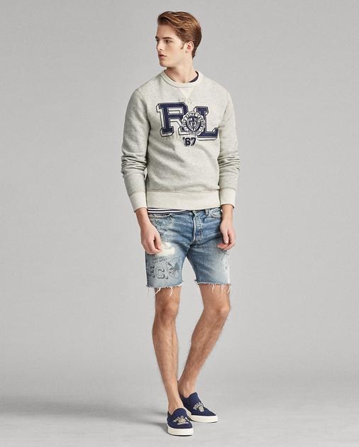 Polo Ralph Lauren Fleece Graphic Sweatshirt 1
