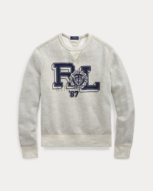 Polo Ralph Lauren Fleece Graphic Sweatshirt 2