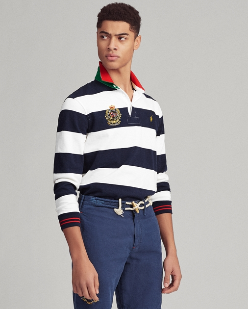 e420809d0 Polo Ralph Lauren Classic Fit Striped Rugby 1