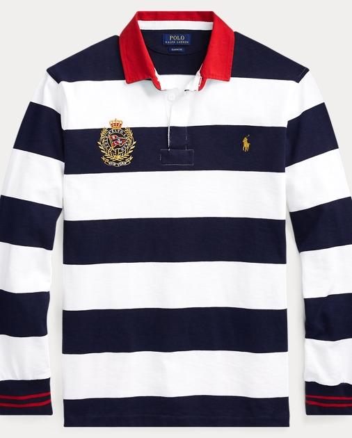 Polo de rugby Ralph Lauren pour garçon |