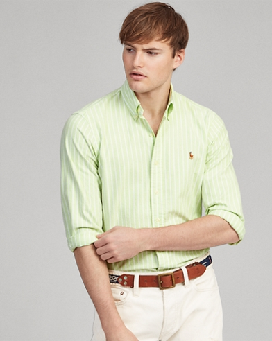 c96e34edd Polo Ralph Lauren. Classic Fit Striped Shirt.  89.50. Save to Favorites ·  Slim Fit Striped Oxford Shirt