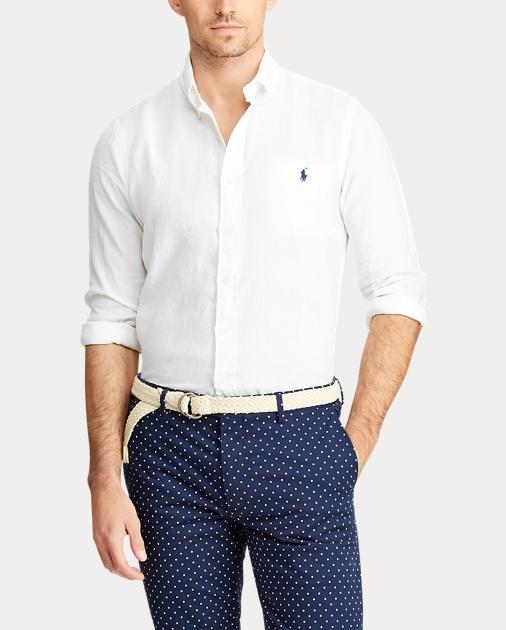 Classic Linen Fit Fit Fit Classic Fit Classic Linen Shirt Shirt Linen Shirt Linen Classic XuiOPkZ