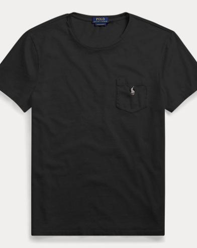 T-shirt à poche coupe classique