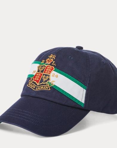 Cappellino da baseball in chino