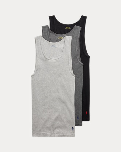 Classic Wicking Tank 3-Pack