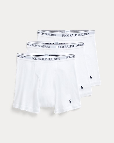 affac1c1f925 Wicking Boxer Brief 3-Pack. Polo Ralph Lauren