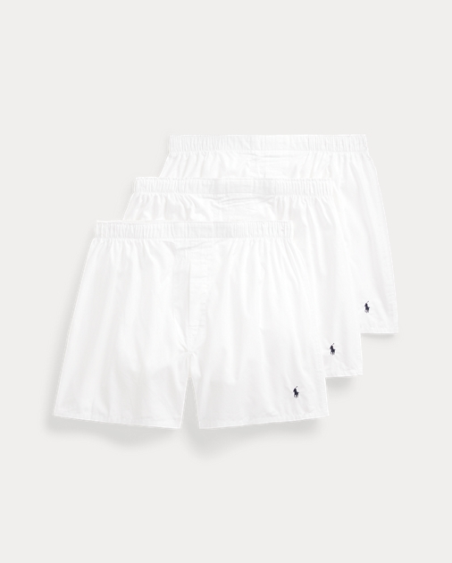 Classic Fit Boxer 3 Pack by Ralph Lauren