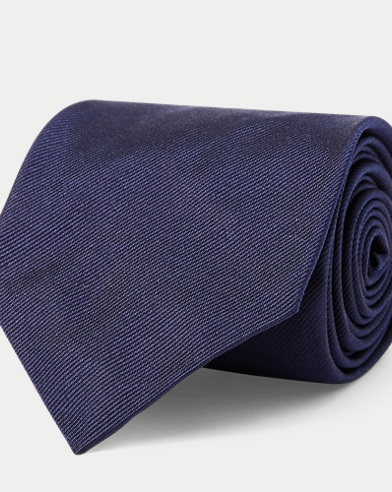 Bear Silk Narrow Tie