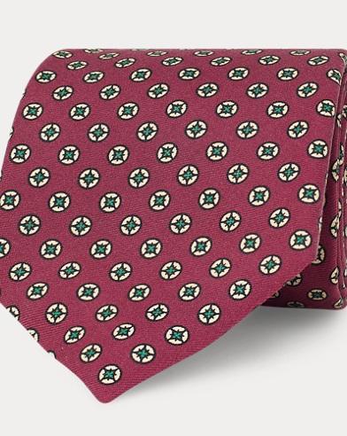 Corbata elegante de seda