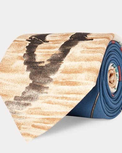 Sportsmen Silk Tie