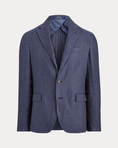 Morgan Striped Suit Jacket