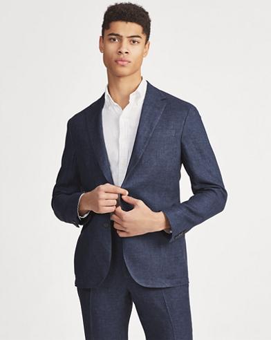 Morgan Indigo Suit Jacket