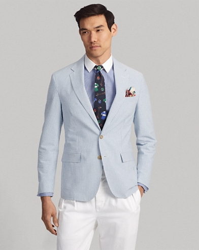Morgan Seersucker Sport Coat