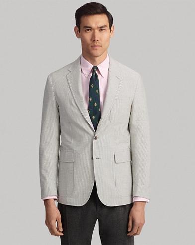 Seersucker Sport Coat
